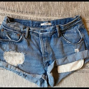 GRLFRND Adriana shorts - size 27